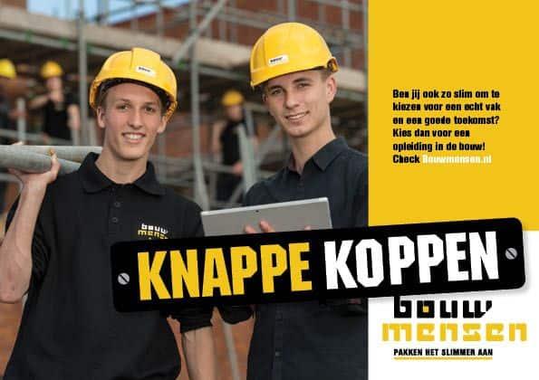 Bouwmensen campagne