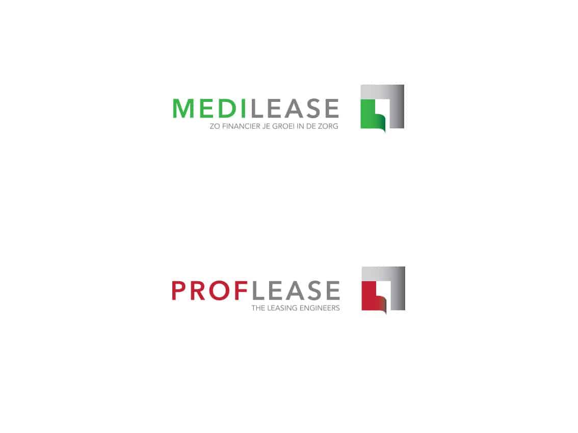 Kneh ontwerpt logo medilease
