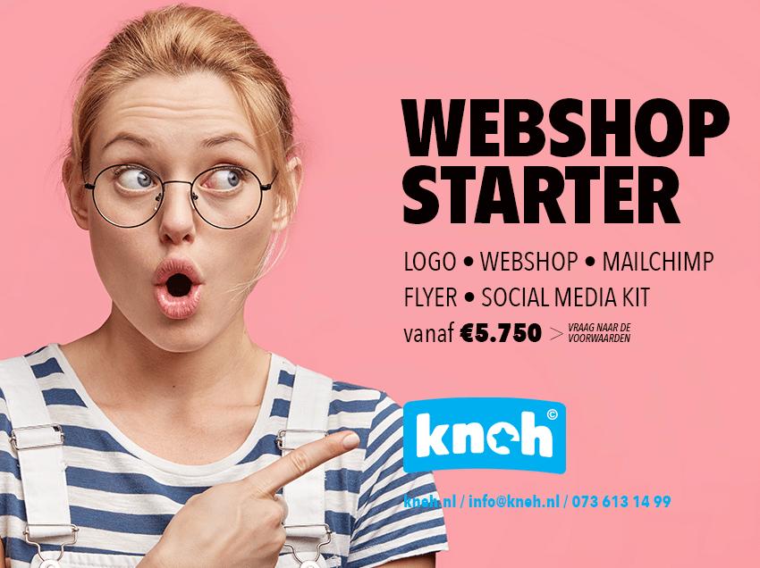 Webshop Starter Tilburg